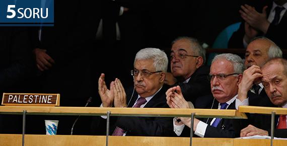 5 SORU: BM Filistin Oylaması