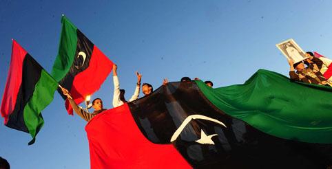 """ABD'nin Libya'daki """"İnsani"""" Kaygıları"""