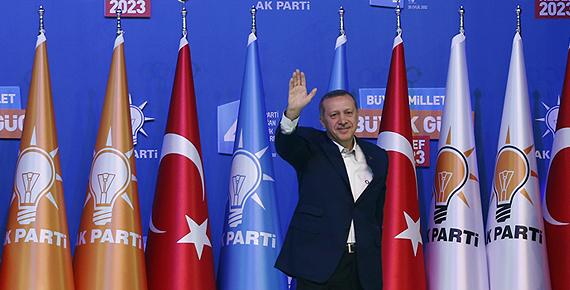 AK Parti ve 'Kuvveden Fiile' Dış Politika