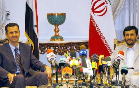 Arap Baharı Sürecinde İran'ın Suriye Politikası