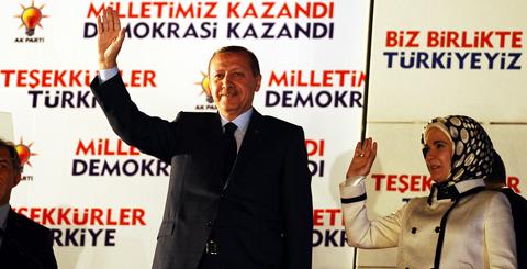 Batı'nın Yeni Türkiye ile İmtihanı