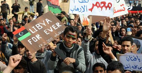 Batı ve Kaddafi Makasında Libya
