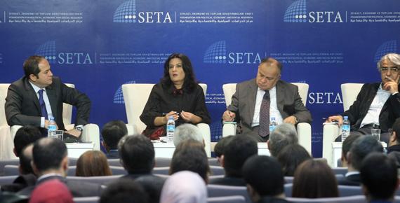 'Darbelerle Yüzleşme' SETA'da Tartışıldı