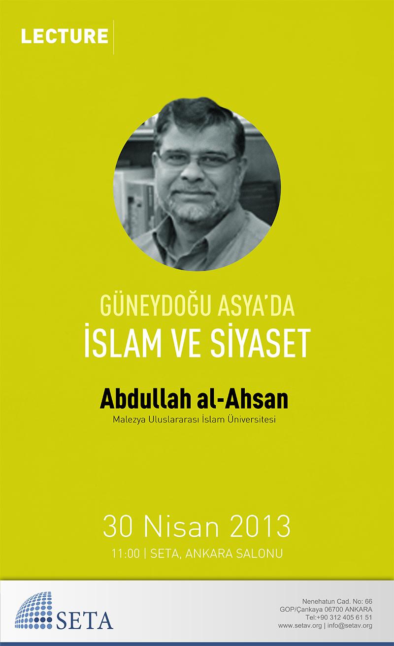 Güneydoğu Asya'da İslam ve Siyaset