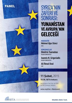 Syriza'nın Zaferi ve Sonrası: Yunanistan ve Avrupa'nın Geleceği