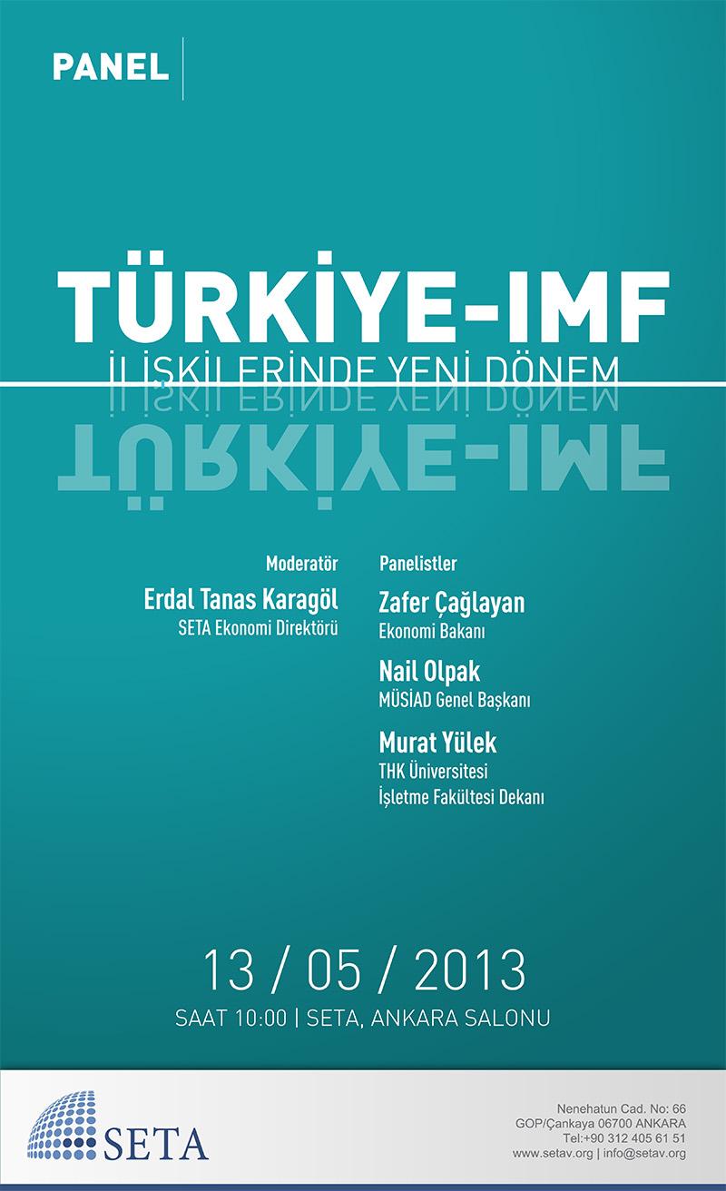Türkiye – IMF İlişkilerinde Yeni Dönem