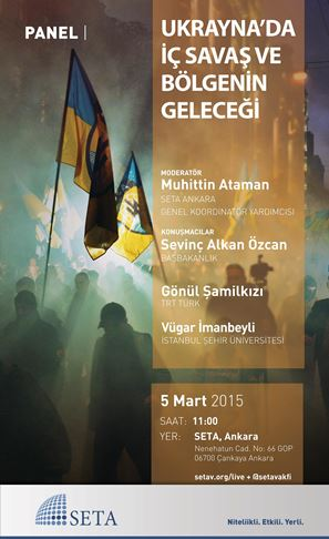 Ukrayna'da İç Savaş ve Bölgenin Geleceği