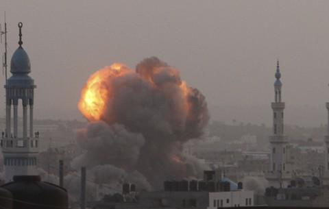 İsrail'in Değişime Direnci: 2012 Gazze Saldırısı