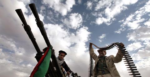 Libya'da Dönüşümün Sancıları