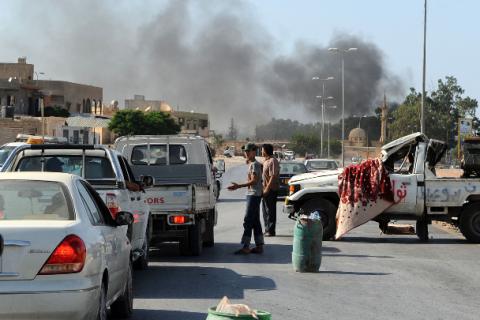 Libya Savaşı Kazandı Barışı Kazanabilecek mi?