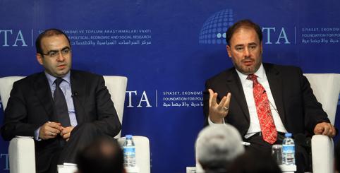 Medya ve Arap Uyanışı SETA'da Tartışıldı