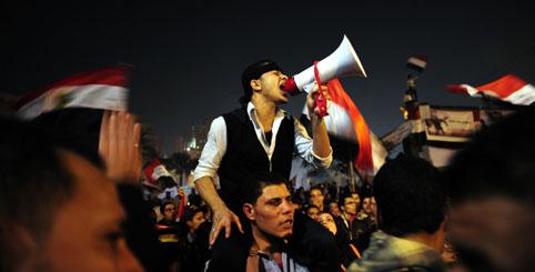 Mısır Dereyi Geçerken Tahrir'de At Değiştirecek mi?