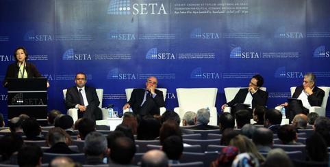 Suriye Sorunu SETA'da Tartışıldı