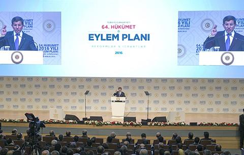 2016 Yapısal Reform Yılı Olacak