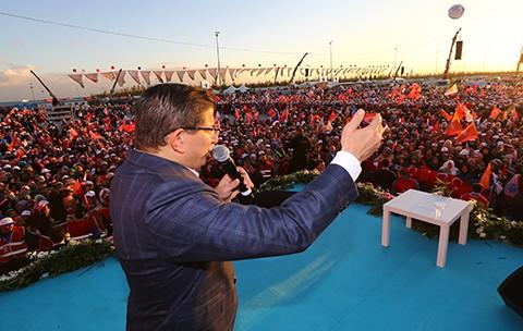 AK Parti'nin 1 Kasım Sonrası Sorumlulukları