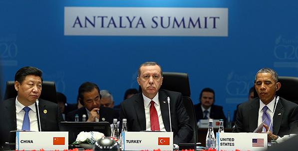 G-20 ve Türkiye'nin Yeri