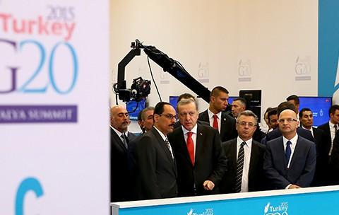 G-20 Zirvesi ve Suriye Krizi