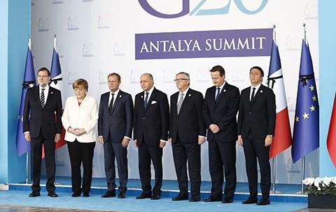 G20'den Suriye Krizi İçin Çözüm Çıkmaz