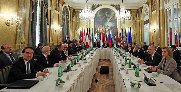 G20, Viyana Toplantısı ve Bir Şantaj Olarak Paris Saldırısı