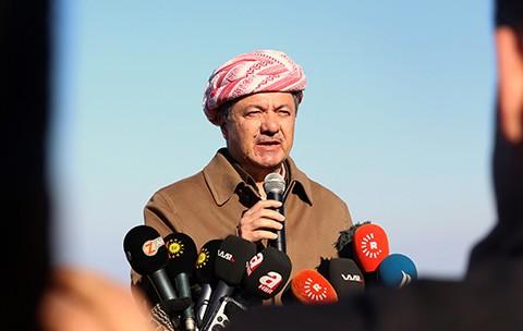 Irak Kürt Bölgesel Yönetimi'nde Başkanlık Krizi