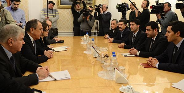 PKK, Rus ve Çeçen Kaynaklı Örgütlerle İş Birliği Arayışında