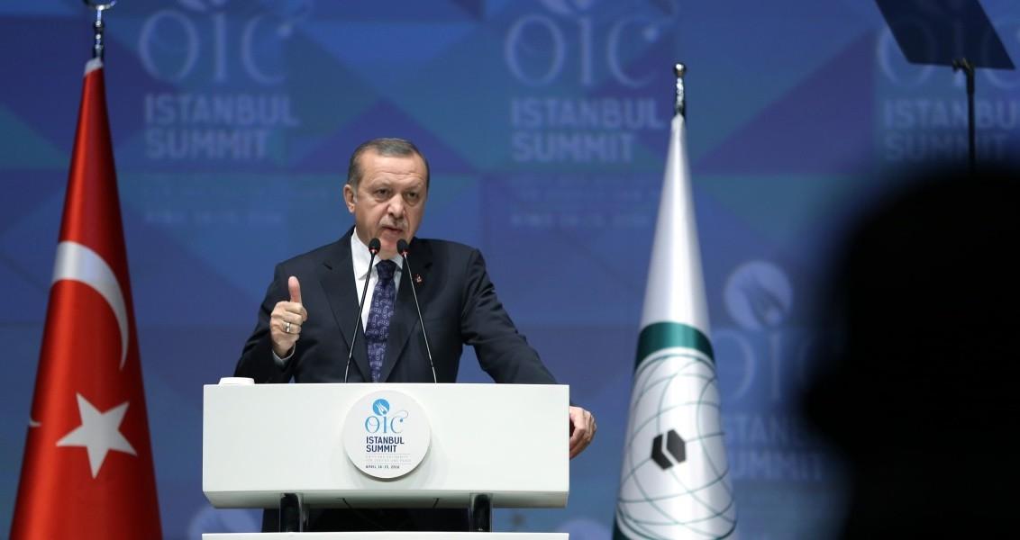 İslam İşbirliği Teşkilatı - Recep Tayyip Erdoğan