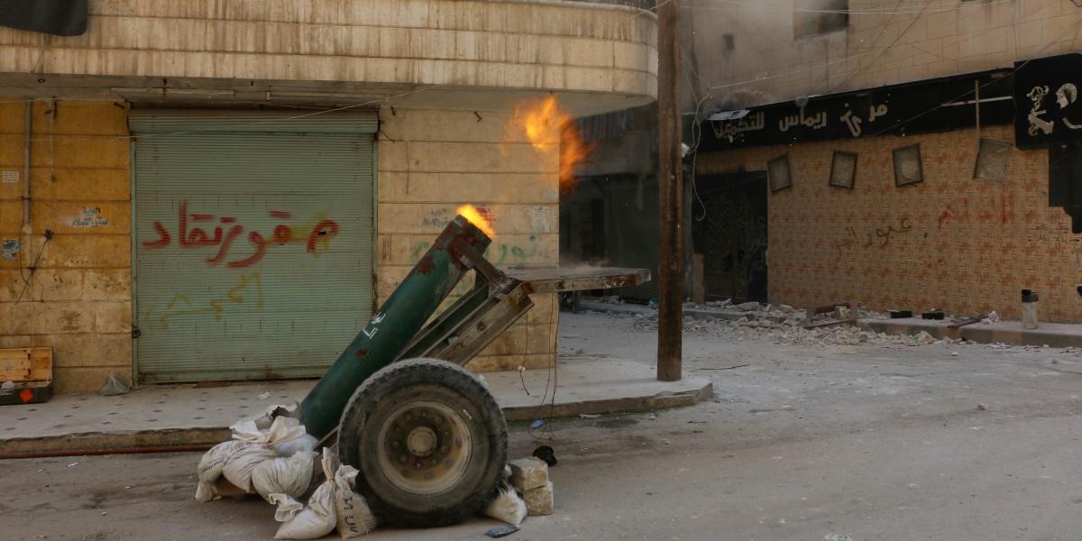 Suriye'de Muhtemel Senaryolar