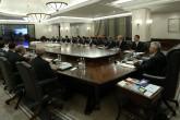 Bakanlar Kurulu, Başbakan Binali Yıldırım başkanlığında toplandı. ( Halil Sağırkaya - Anadolu Ajansı )