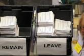 Birleşik Krallık'ın Avrupa Birliği'nden (AB) çıkıp çıkmamasını belirleyecek referandumda seçmenler Birmingham'da oy kullandı. Sandıkların yerel saatle 22.00'de (TSİ 00.00) kapanmasının ardından oyların sayımına geçildi. ( Rui Vieira - Anadolu Ajansı )