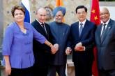 Los Cabos - México, 18/06/2012. Presidenta Dilma Rousseff durante reunião dos Chefes de Estado e de Governo dos BRICS (Brasil, Rússia, Índia, China e África do Sul). Foto: Roberto Stuckert Filho/PR.