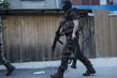 İstanbul İl Emniyet Müdürlüğü Terörle Mücadele Şube ekiplerine bağlı polisler, İstanbul'un bazı ilçelerinde DAEŞ terör örgütüne yönelik operasyon düzenledi. ( Arif Hüdaverdi Yaman - Anadolu Ajansı )