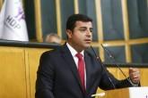 HDP Eş Genel Başkanı Selahattin Demirtaş, partisinin TBMM grup toplantısında konuşma yaptı. ( Murat Kula - Anadolu Ajansı )