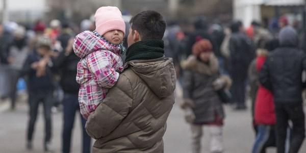 Avrupa'nın Açık Hedefi Mülteciler