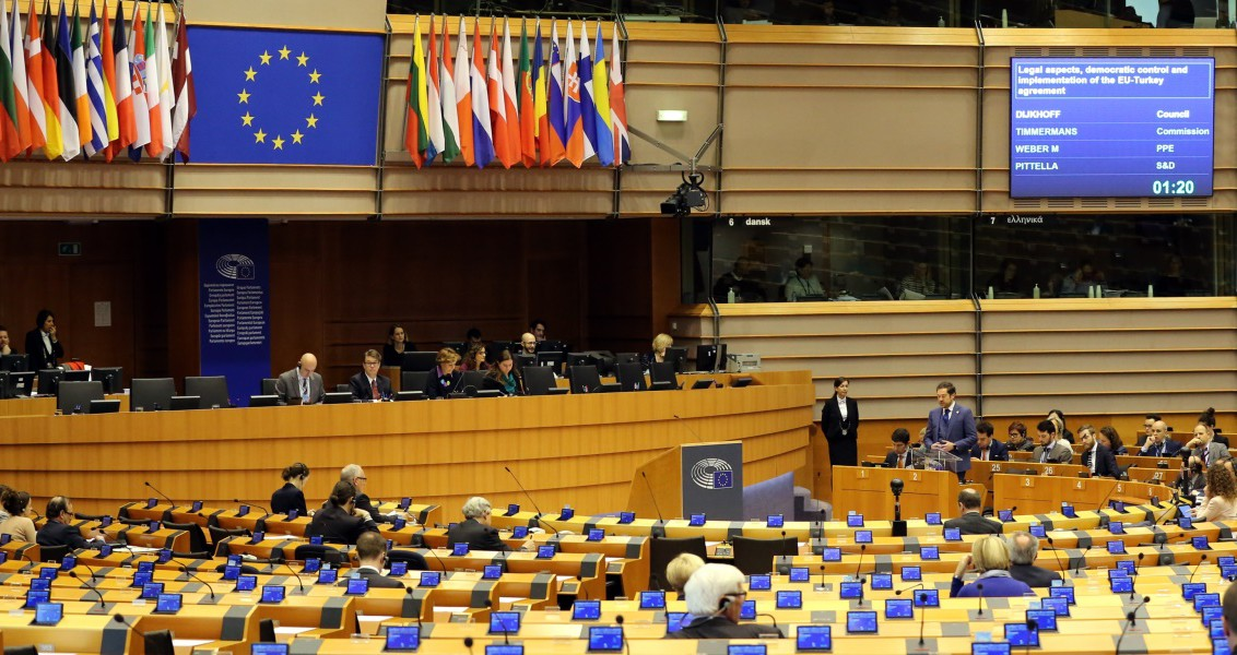 Avrupa Parlamentosu'ndaki Vize Düğümü