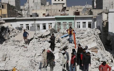 Halep'te Deniz Bitti