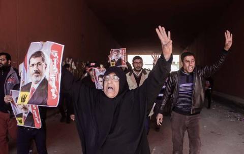 Mısır'da Devrim, Darbe ve İnsan Hakları
