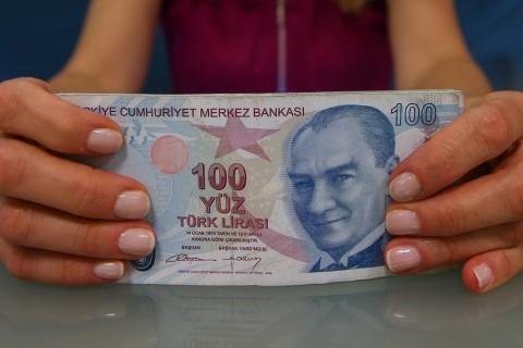 Bankacılık işlemleri ( Erçin Top - Anadolu Ajansı )
