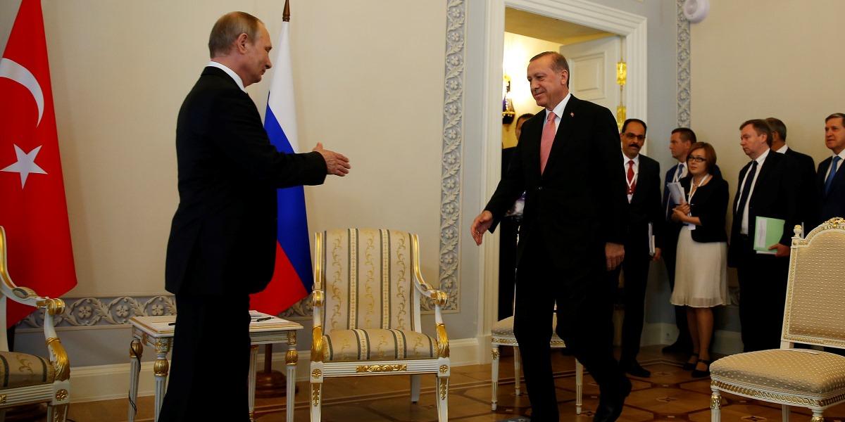 Rusya'yla İlişkilerde Yaz Havası
