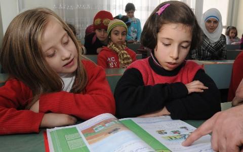 Türkiye'deki Suriyeli Çocukların Eğitimi