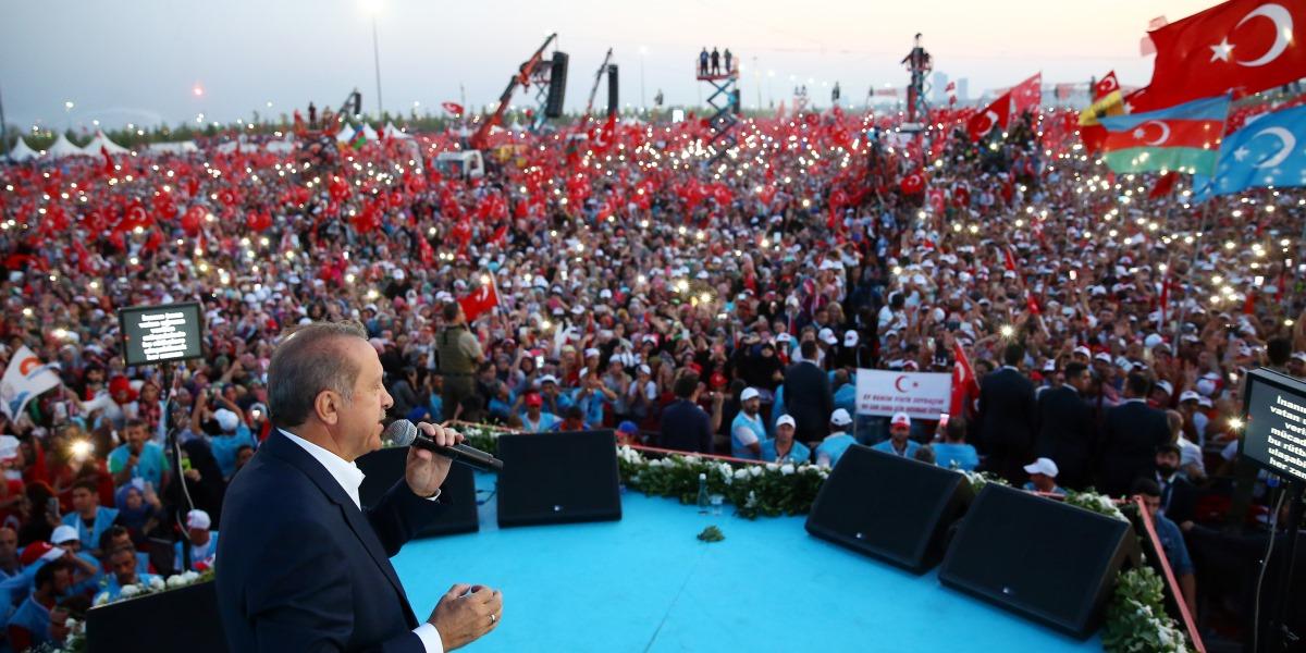 İsmail Çağlar: Başkan Erdoğan Türk Siyasetini Bir Yükten Kurtardı