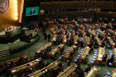 BM Genel Kurulu genel görüşmeleri ülke liderlerinin katılımıyla başladı. ( Mohammed Elshamy - Anadolu Ajansı )