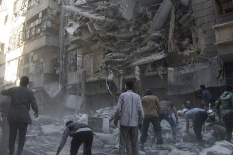AFP / KARAM AL-MASRI