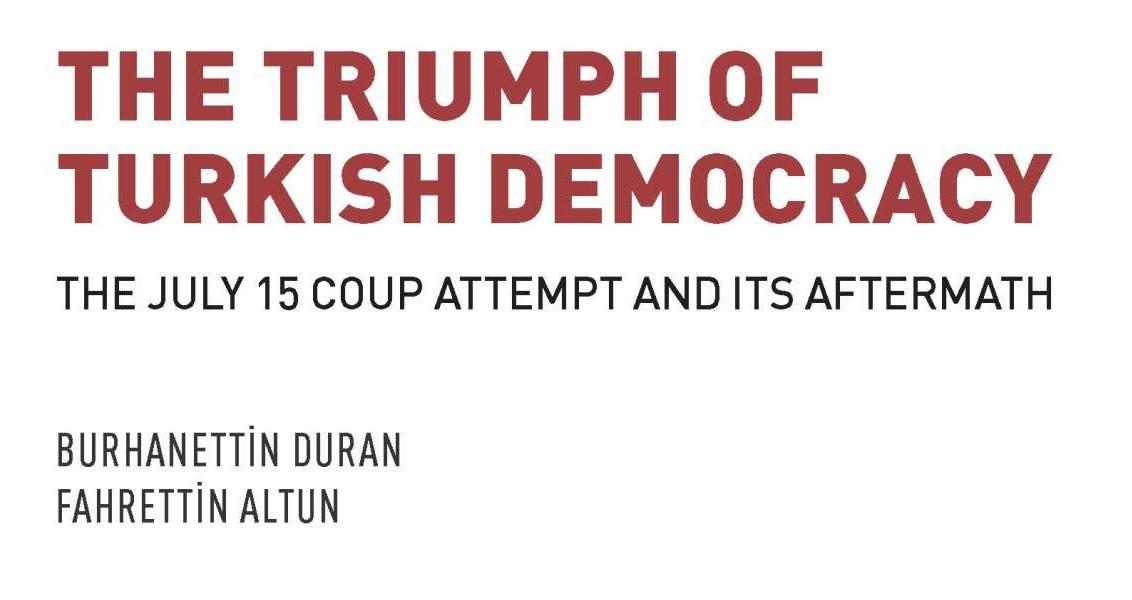 SETAdan15TemmuzKitabiTheTriumphofTurkishDemocracy