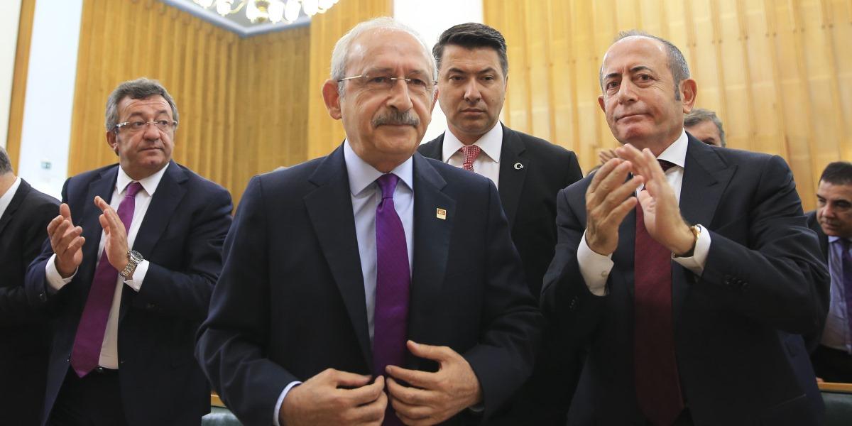 Mustafa Kamacı / Anadolu Ajansı