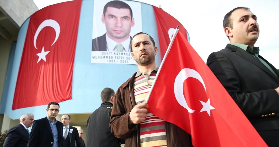 İbrahim Yozoğlu - Anadolu Ajansı