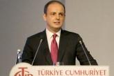 Türkiye Cumhuriyet Merkez Bankası (TCMB) Başkanı Murat Çetinkaya (Oktay Çilesiz - Anadolu Ajansı)