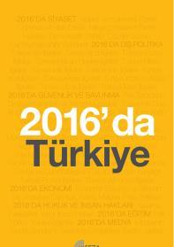 Türkiye Yıllığı 2016