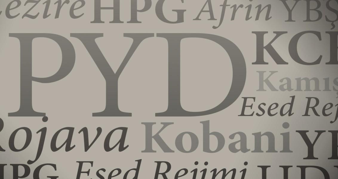 PKK'nın Kuzey Suriye Örgütlenmesi PYD-YPG [Genişletilmiş 2. Baskı]