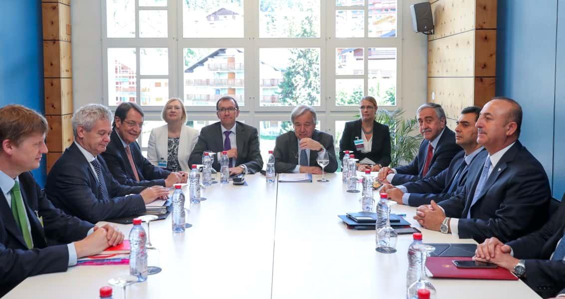 Kıbrıs'ta Müzakerelerin Çöküşü