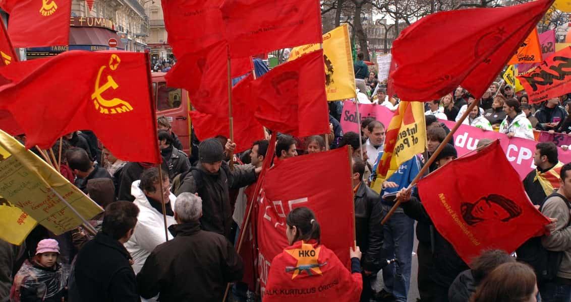 Devrimci Sol ve Barış İçin Savaşmak